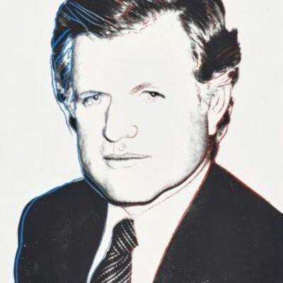 Andy Warhol, 'Edward Kennedy (240)', 1980