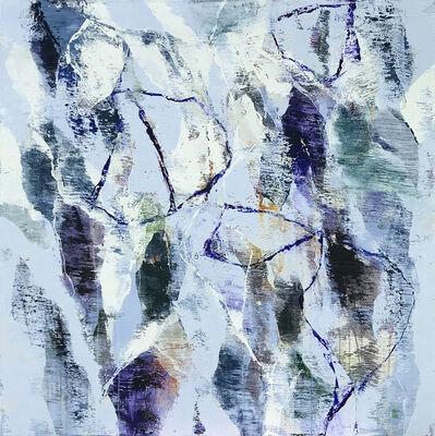 Gordon Wiens, 'Nageire in Blue', 2018