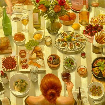 Bruno Surdo, 'Modern Feast', 2020