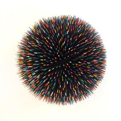 Barton Lidice Benes, 'Untitled Cojones (Colorful Skewers)', 2007-2009