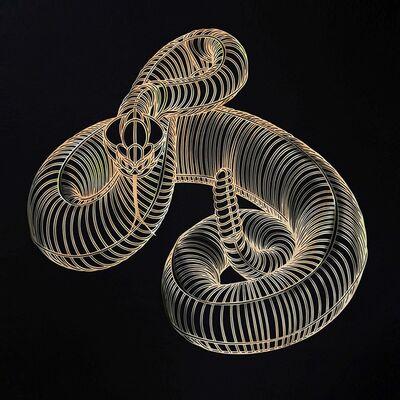 Max Gärtner, 'Snake gold', 2016