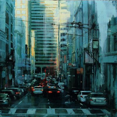 Lindsey Kustusch, 'Downtown Detour', 2018