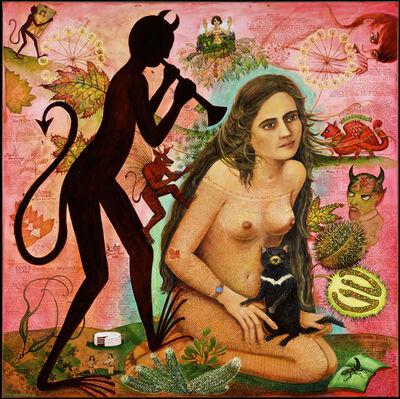 Irene Hardwicke Olivieri, 'Devil's Trumpet', 2009