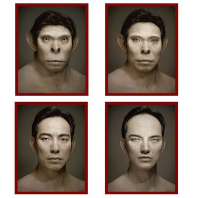 Daniel Lee, 'Self-Portraits', 1997