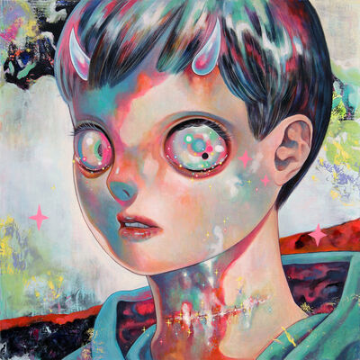 Hikari Shimoda, 'Whereabouts of God n.35', 2019