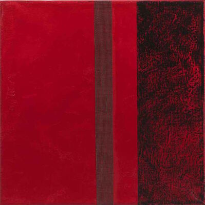 Emily Brett Lukens, 'Red Square', 2015