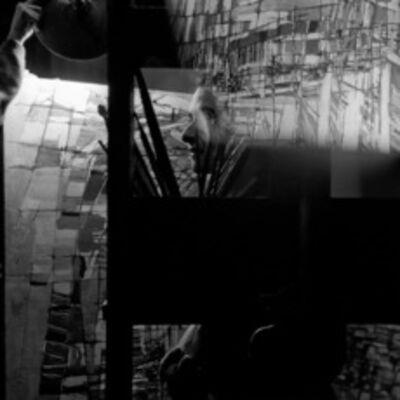 Fernando Lemos, 'Maria Helena Vieira da Silva - Muralha infinita', 1949-1952