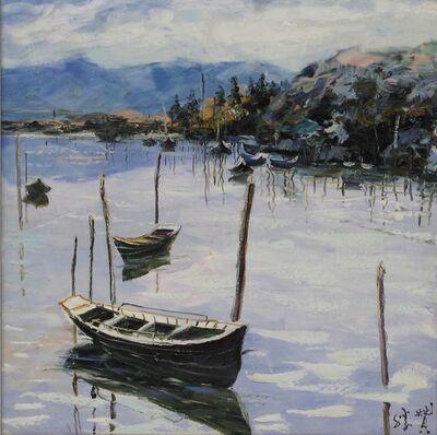 Zhang Shengzan 张胜赞, 'Lake', 2007