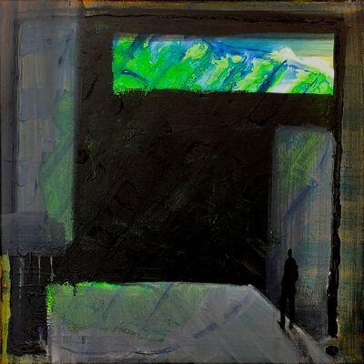 Pelayo Ortega, 'Espacio pintura', 2018
