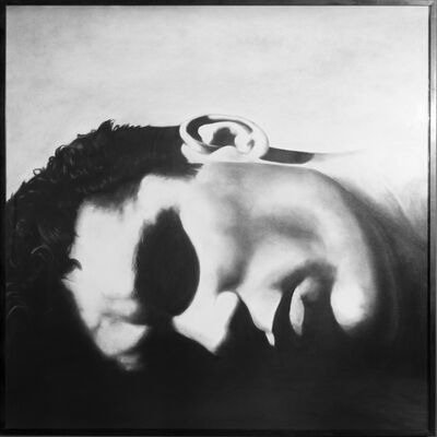 Robert Longo, 'Untitled (Reclining Head)', 2004