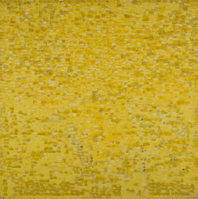Shirley Goldfarb, 'Yellow Painting no.7', 1968