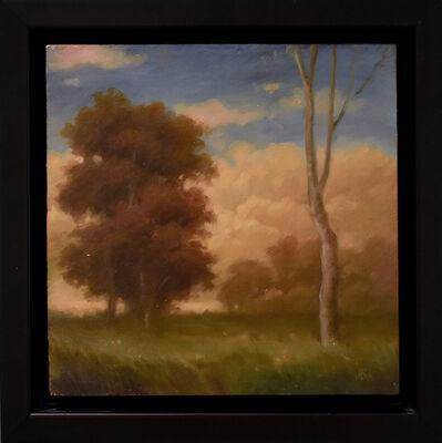 Jane Bloodgood-Abrams, 'Autumn Trees', 2016