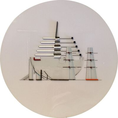 Fabian Tanferna, 'Arcs of the Future I', 2016