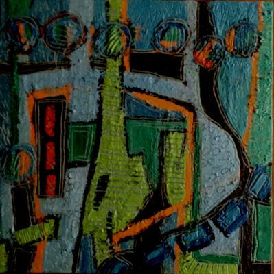 Lola Baltzell, 'Saliere Orange (2)', 2020