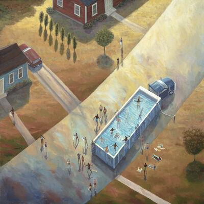 Bruce Ackerson, 'Port O' Pool', 2021