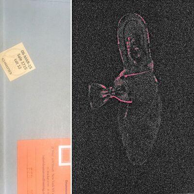 Andy Warhol, 'Diamond Dust Shoe', 1981