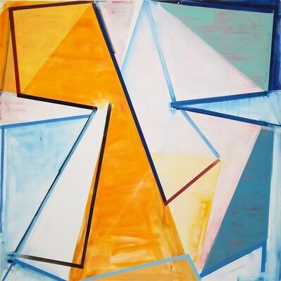 Warren Rosser, 'Phase Shifting', 2016