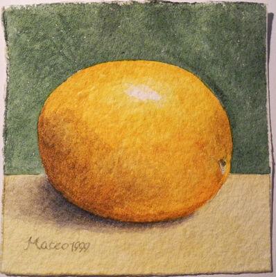 Maceo Mitchell, 'Lemon on Green', 1999