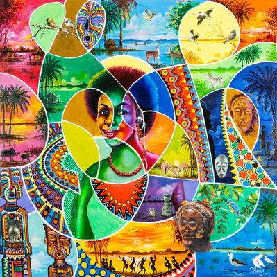 Shula, 'Couleurs d'Afrique', 2015