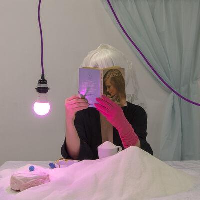 April Marten, 'Untitled (Frances Wasn't a Saint) No 4', 2019