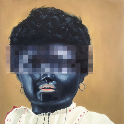 Ronald Hall, 'Censored Baby II ', 2014