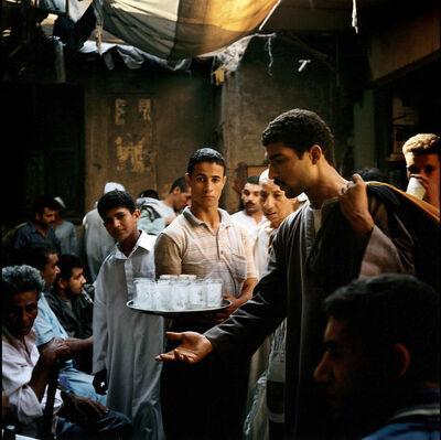 Denis Dailleux, 'Garçon à la limonade, Le Caire', 2000
