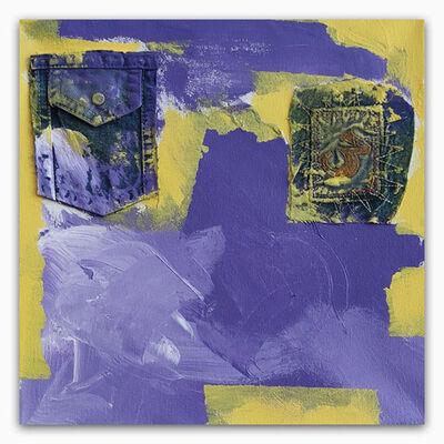 Vlad Kornev, 'Purple pocket ', 2020