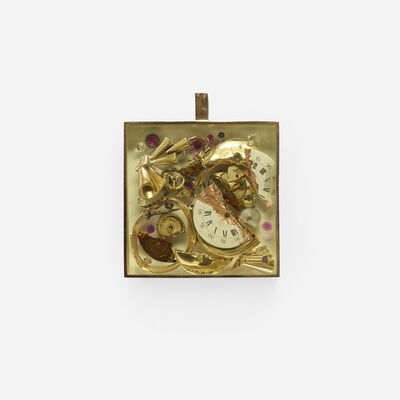 Arman, 'Rare pendant', c. 1983