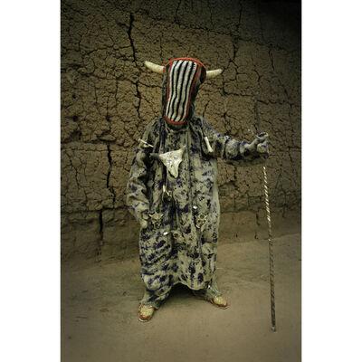 Leonce Raphael Agbodjelou, 'Untitled (Egungun series)', 2012