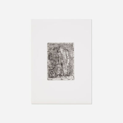 Georg Baselitz, 'Untitled', 1966/83