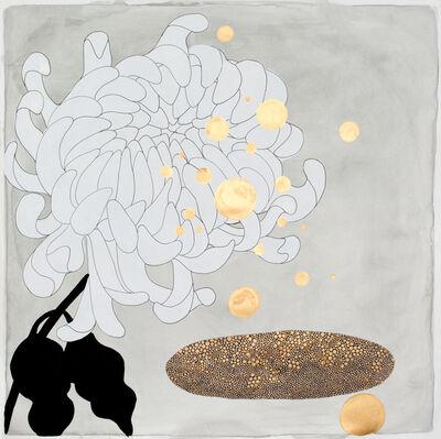 """Crystal Liu, 'the flowers, """"breathe in""""', 2014"""