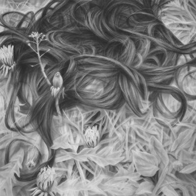 Melissa Cooke, 'Dandelion Hair', 2015