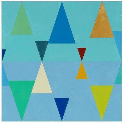 Joanne Mattera, 'Chromatic Geometry 31', 2015