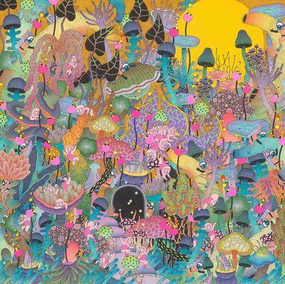YuChing Lin & HsingYu Wei, 'Illusion Lake', 2019