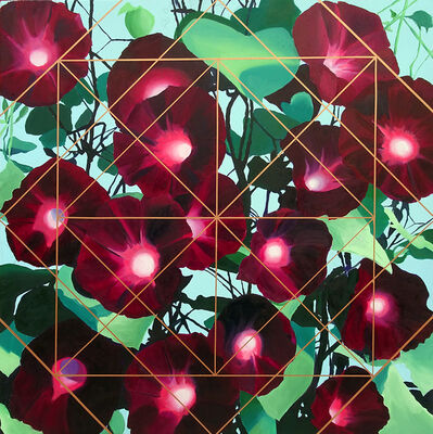 Matthew Troy Mullins, 'Morning Glories', 2019