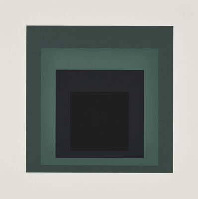 Josef Albers, 'I-S LXXII a', 1972
