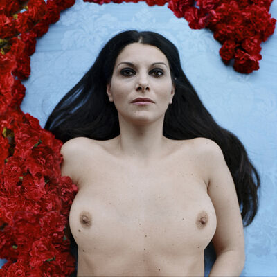 Romina de Novellis, 'Nel blu dipinto di blu', 2019