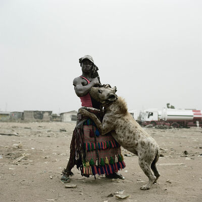 Pieter Hugo, 'Abdullahi Mohammed with Mainasara', 2007