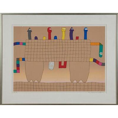 Sadamasa Motonaga, 'Untitled', 1977