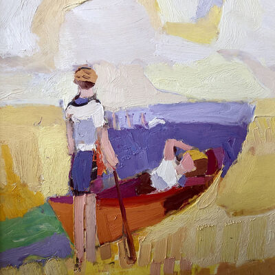 Julian Bailey, 'Leaving Ridge', ca. 2020