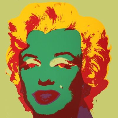 (after) Andy Warhol, 'Sunday B Morning Marilyn (After Warhol)', 1970
