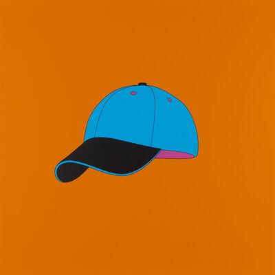 Michael Craig-Martin, 'Baseball Cap', 2019