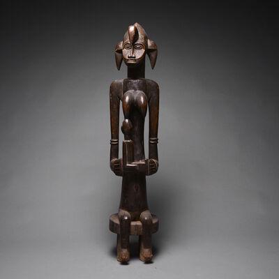 Unknown Senufo, 'Senufo Wooden Maternity Sculpture', 18th Century AD to 19th Century AD