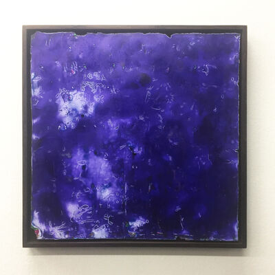 Thomas Øvlisen, 'Purpler 1', 2016
