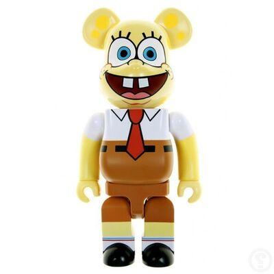 BE@RBRICK, 'SpongeBob SquarePants 1000%', 2010