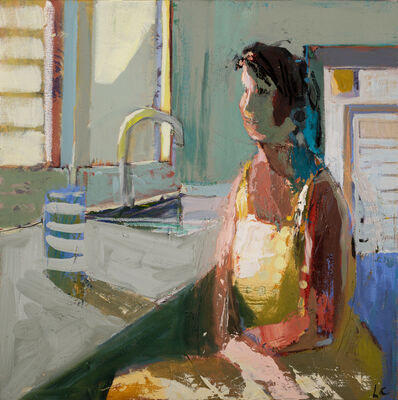 Linda Christensen, 'Kitchen', 2020