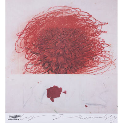 Cy Twombly, 'Pan', 2007