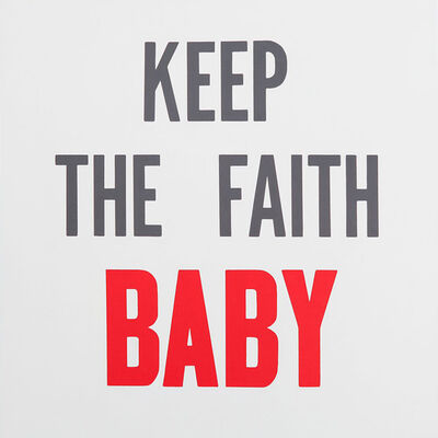 Hank Willis Thomas, 'Keep the Faith Baby (print)', 2019