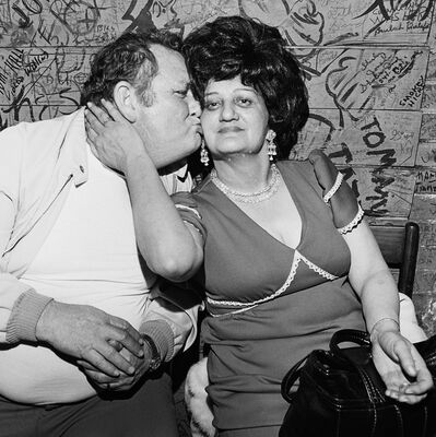 Henry Horenstein, 'Lovers, Tootsie's Orchid Lounge, Nashville, Tennessee', 1975