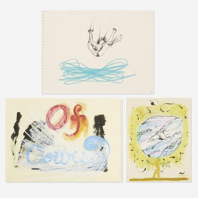 Chris Hammerlein, 'Untitled (three works)', 1999